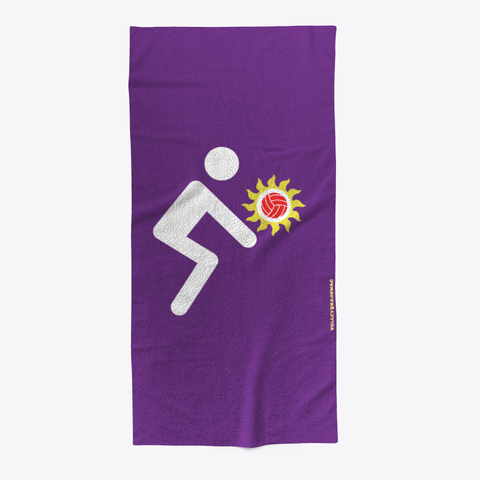 Volleybragswag pillows, beach towels and volleyball gifts available on DearVolleyball.com