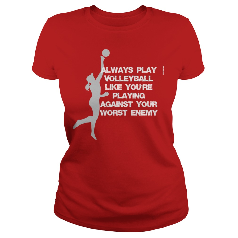 volleyball sayings always play volleyball like. volleybragswag tshirts