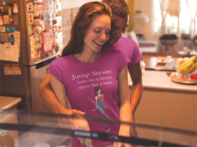 Jump Server looks like a beauty serves like a beast and other volleyball and other volleyball t shirt ideas by Volleybragswag