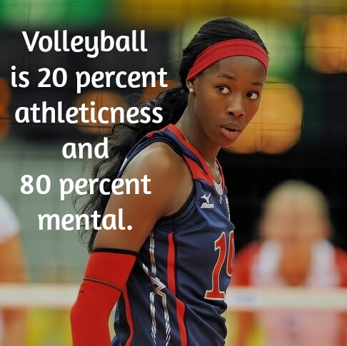 Destinee Hooker, Team USA outside hitter and other famous volleyball players on DearVolleyball.com