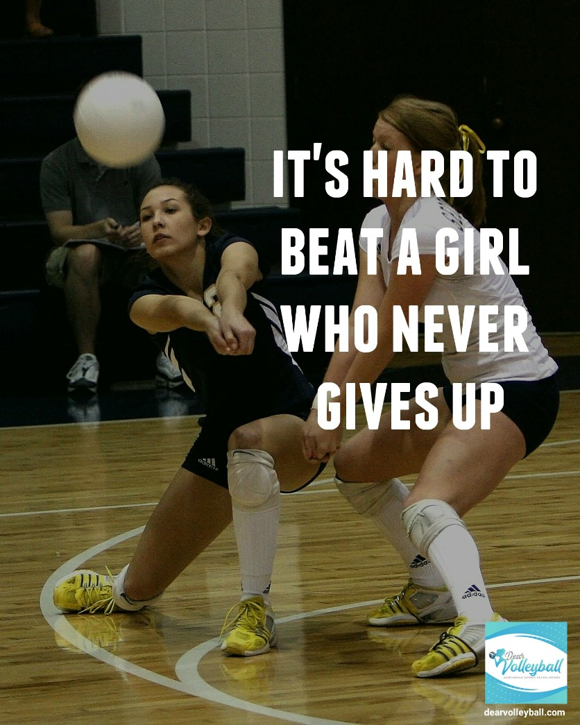 Quotes about success on DearVolleyball.com