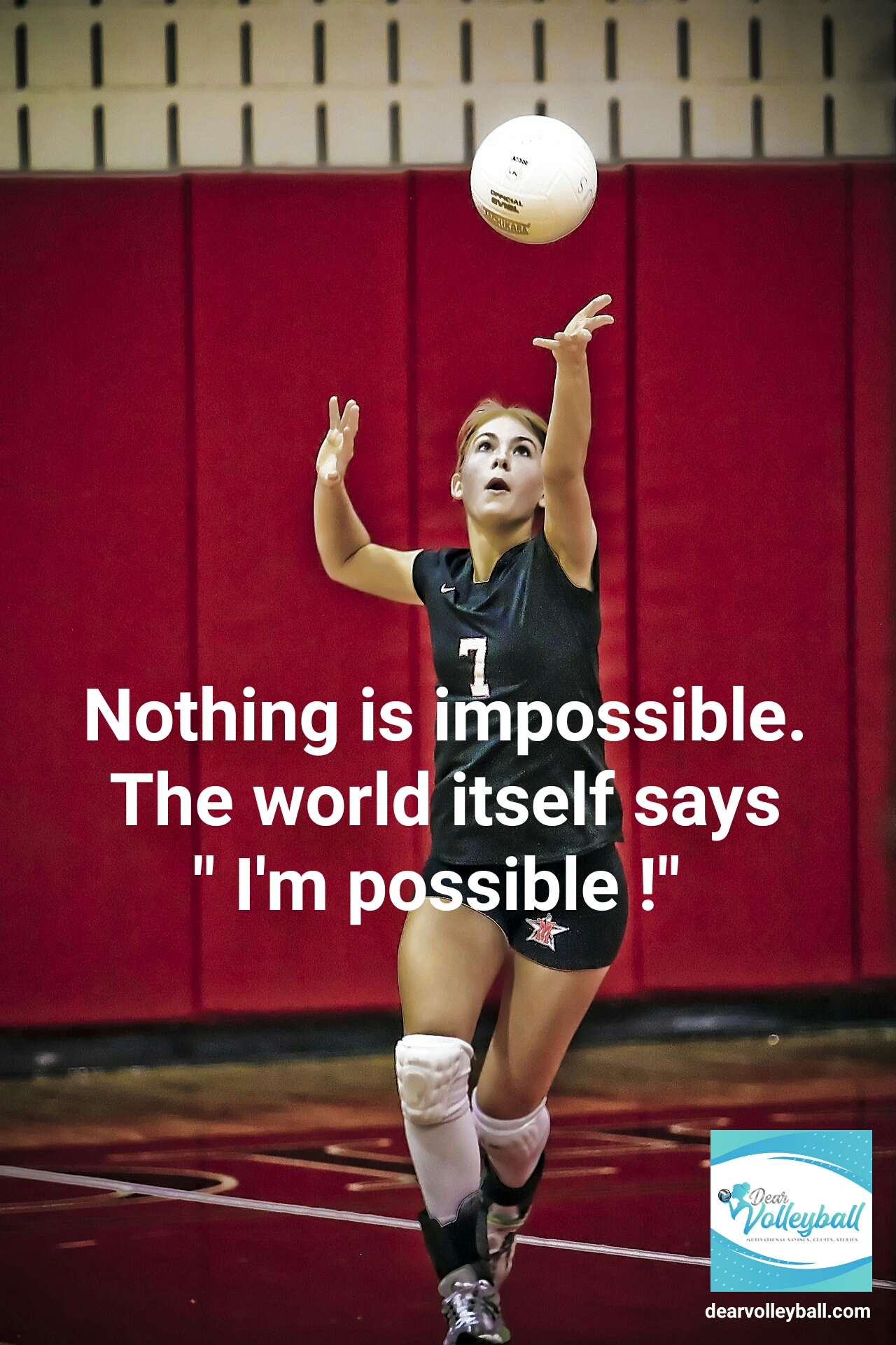Nothing is impossible.