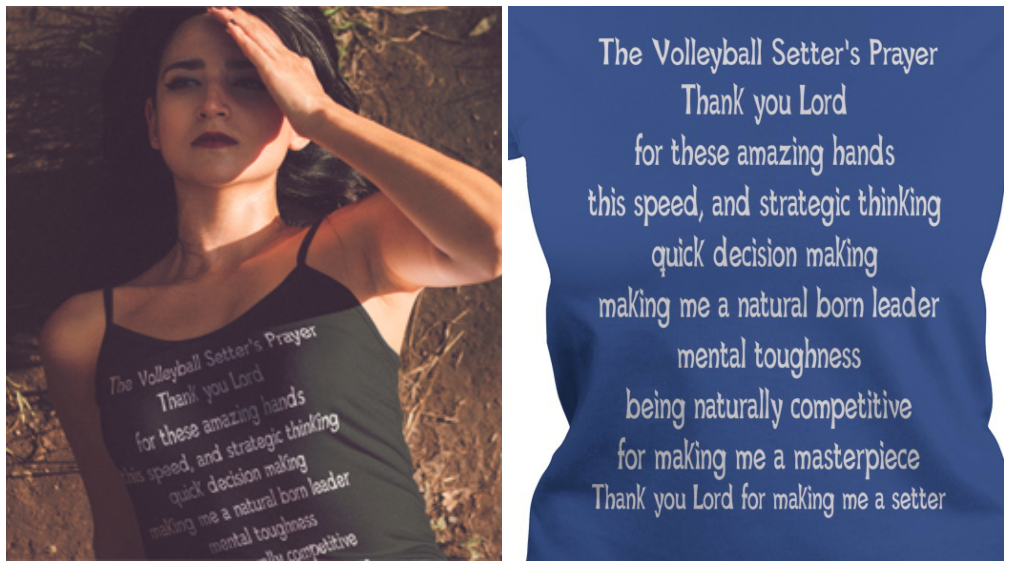 The volleyball setter prayer and other volleyball t shirt ideas by Volleybragswag