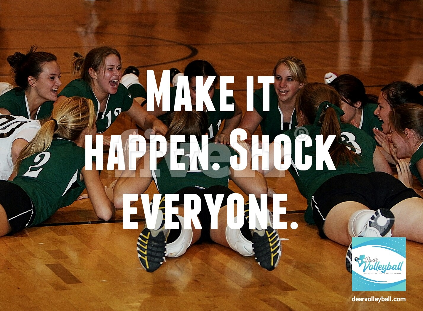 short volleyball quotes